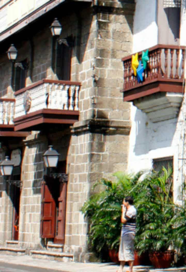 Intramuros Tours