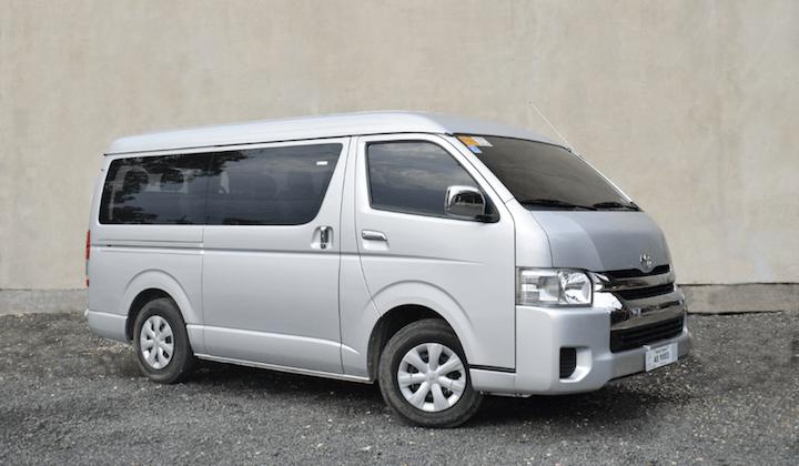 One Way Transfer from Pardo (Basak/Bulacao) to Airport