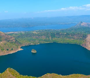 Taal Lake Adventure from Manila | With Guide and Transfers