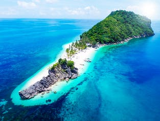 Islas de Gigantes Island Hopping Shared Tour in Iloilo with Fresh Seafood Lunch width=