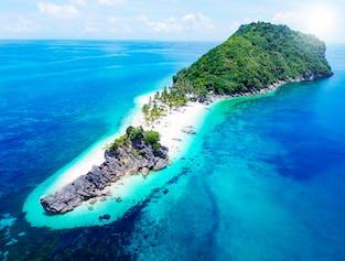 Islas de Gigantes Island Hopping Tour in Iloilo | Shared Day Trip