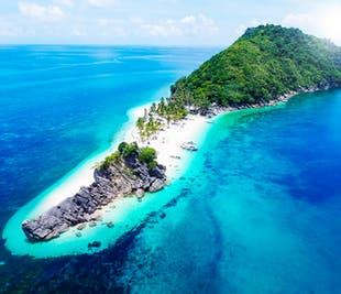 Islas de Gigantes Island Hopping Tour in Iloilo | Shared Day Trip