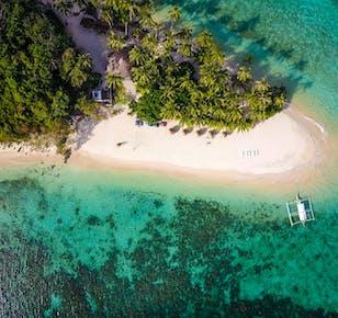 Port Barton Day Tour from Puerto Princesa, Palawan