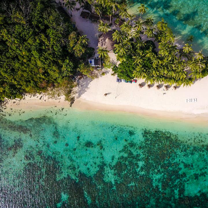 Port Barton Palawan Day Tour with Island Hopping and Lunch | From Puerto Princesa