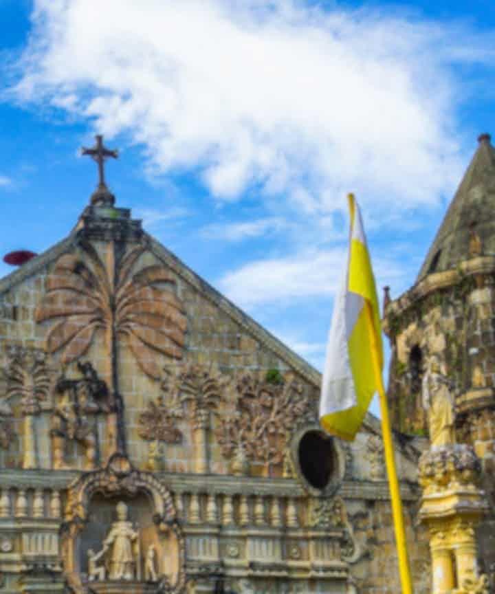 Miagao Church Tours