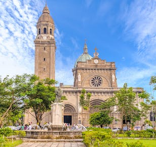 Manila City Tour with DOT-Accredited Guide | Private Vehicle Included