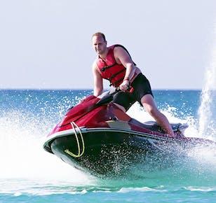 Boracay - Jet Ski Ride