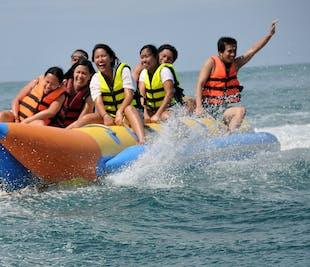 Boracay – Banana Boat Ride Experience