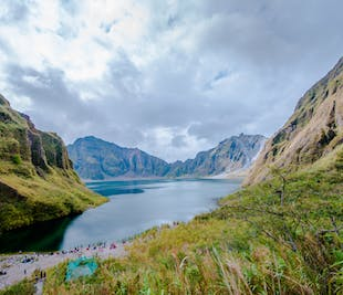 Mt. Pinatubo Day Tour with Lunch | 4x4 Ride & Volcano Trek