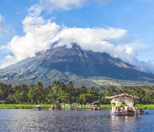 Albay Provincial Tour | Jam-packed, One-Day Excursion