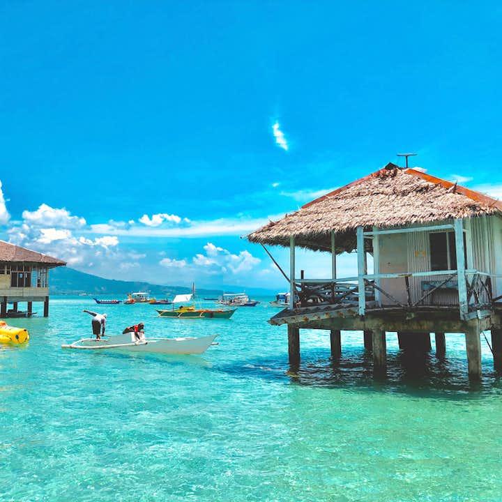 Manjuyod Sandbar & Dolphin Watching Joiner Tour from Dumaguete City