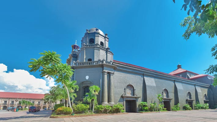 Half-Day Church Tour in Naga I With CWC Watersports Complex Side Trip
