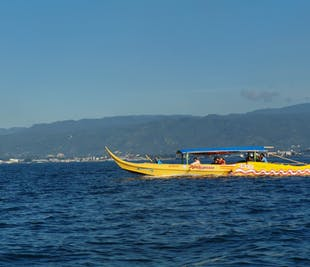Zamboanga City Pink Sand Sta. Cruz Island Tour | With Vinta Ride and Picnic Lunch