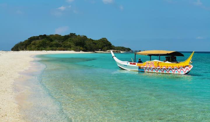 Zamboanga City Pink Sand Sta. Cruz Island Tour | With Vinta Ride and Picnic Lunch