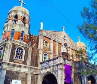 Full-Day Church Tour in Cavite I with Private Transfer