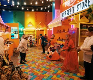 Lakbay Museo Ticket & Islas Pinas Filipino Snacks Tour