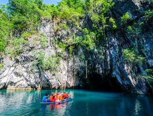 Puerto Princesa Underground River Tour in Palawan with Lunch width=