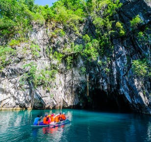 Puerto Princesa Underground River Tour in Palawan with Lunch