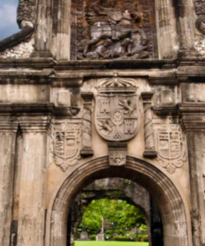 Fort Santiago Tours