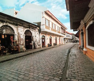 Vigan City Full-Day Tour | With Transfers from Laoag