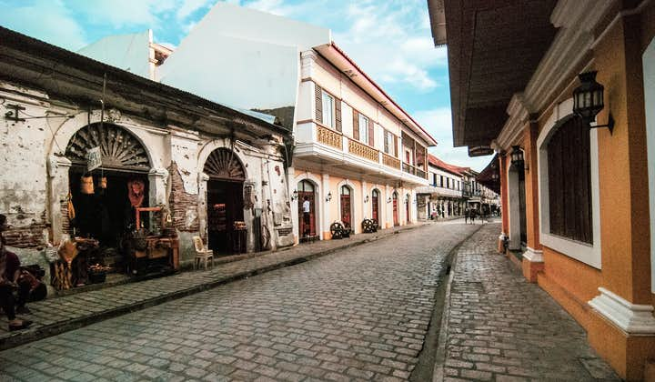 Vigan City Full-Day Tour   With Transfers from Laoag