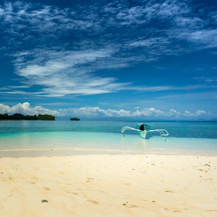 Siargao Sugba Lagoon, Kawhagan Island, & Pamomoan Island Day Tour