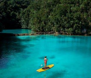 Siargao Sugba Lagoon Day Tour with Transfers