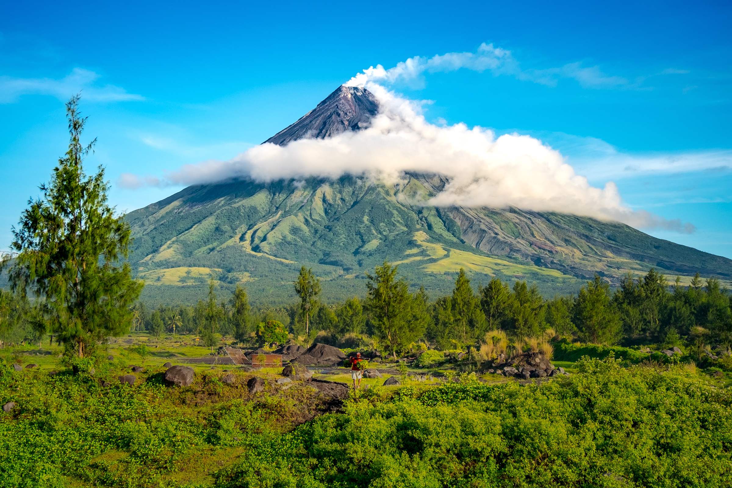 Legazpi City Albay Scenic Sites Private Half-Day Tour | Mayon, Cagsawa Ruins, & More