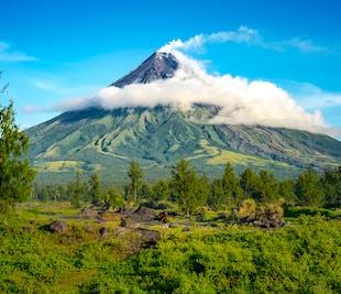 Legazpi City Albay Scenic Sites Private Half-Day Tour | Mayon, Cagsawa Ruins, & More