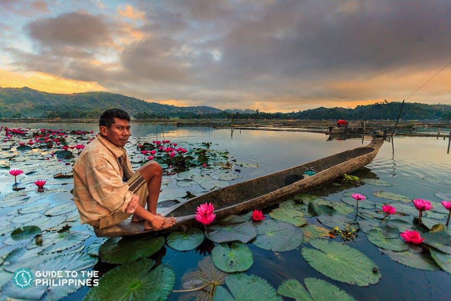 Lake Sebu in South Cotabato