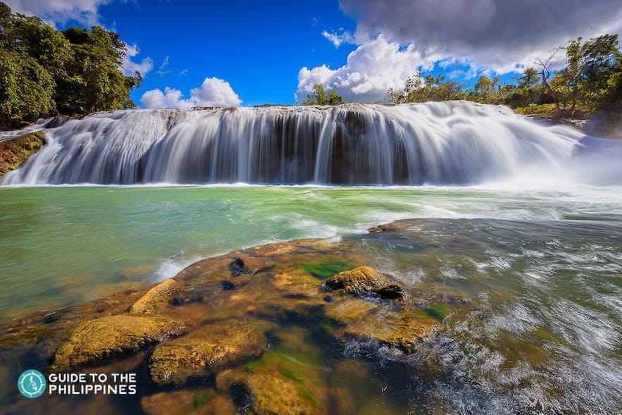 Lulugayan Waterfalls in Samar
