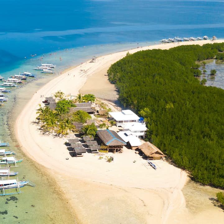Honda Bay Puerto Princesa Island-Hopping Tour with Lunch