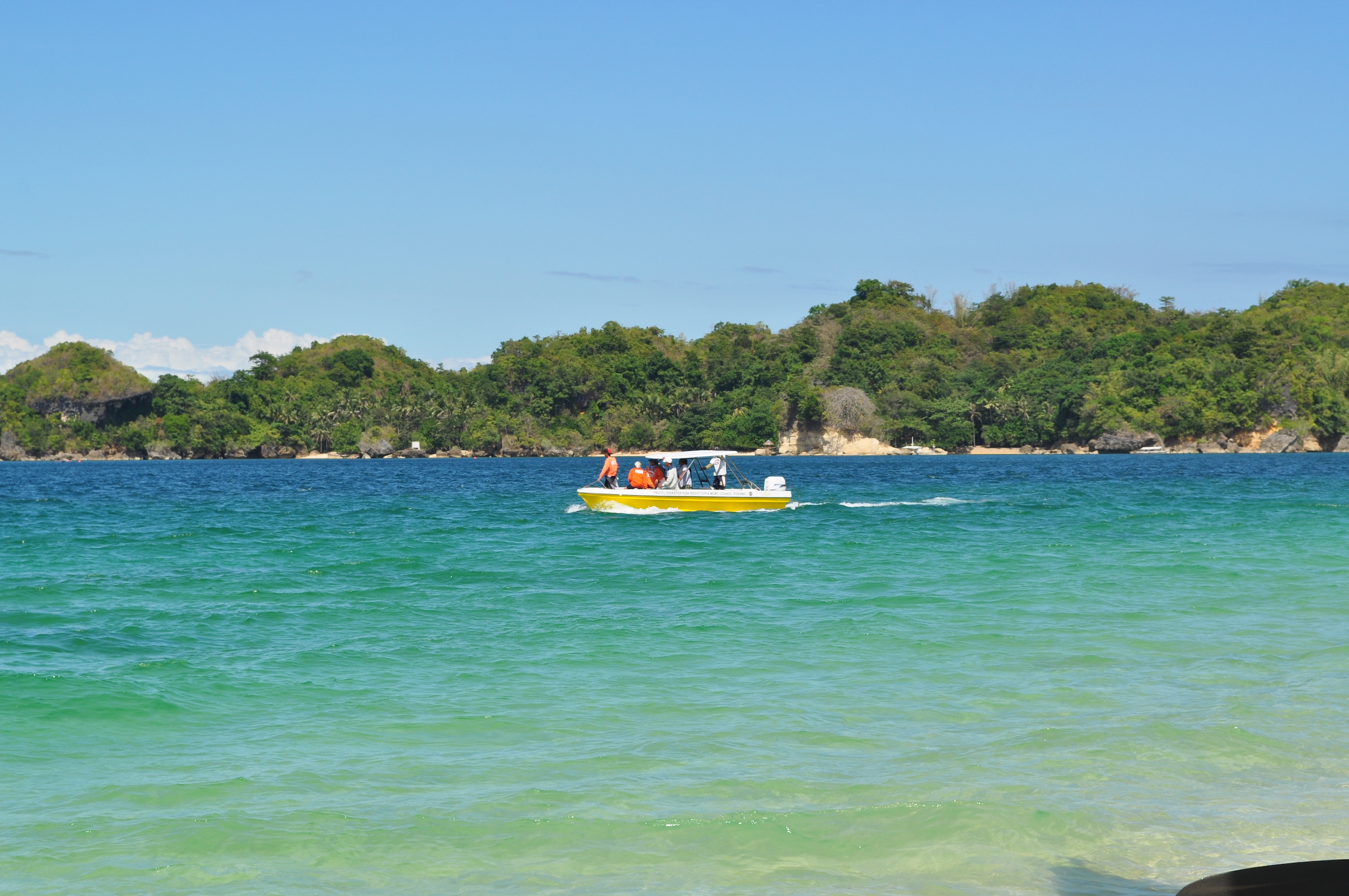 Taklong Island Day Tour & Guimaras Land Highlights | With Lunch