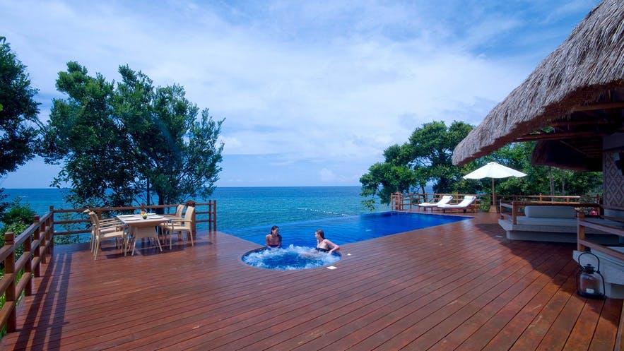 Eskaya Beach Resort and Spa in Bohol