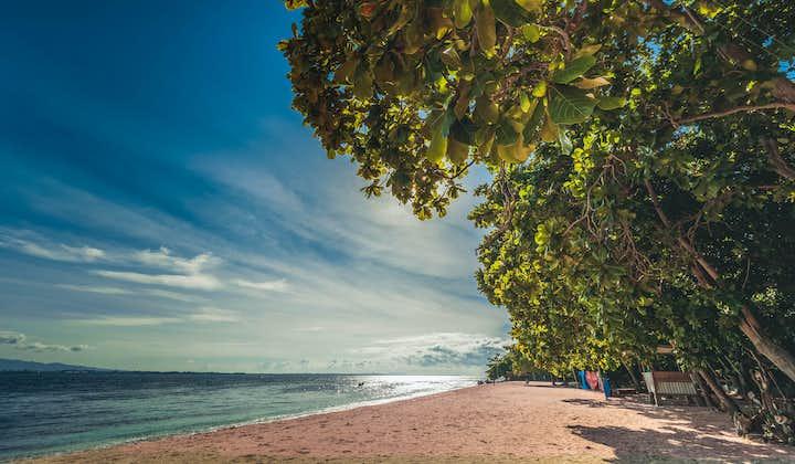 Zamboanga Pink Beach Tour in Sta. Cruz Island | With Vinta Ride Experience