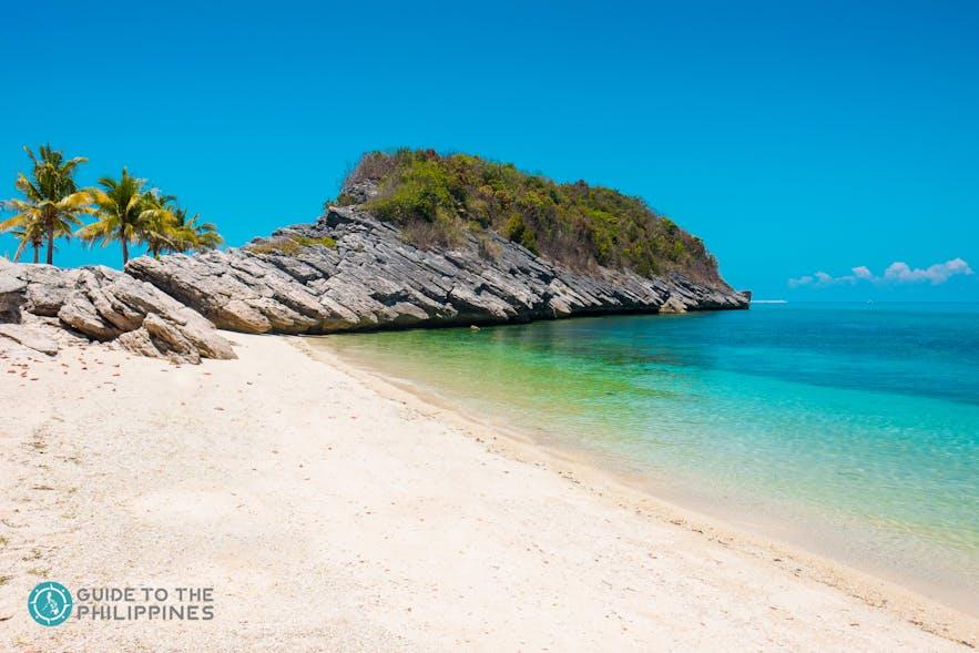 Antonia Beach in Gigantes Islands Iloilo