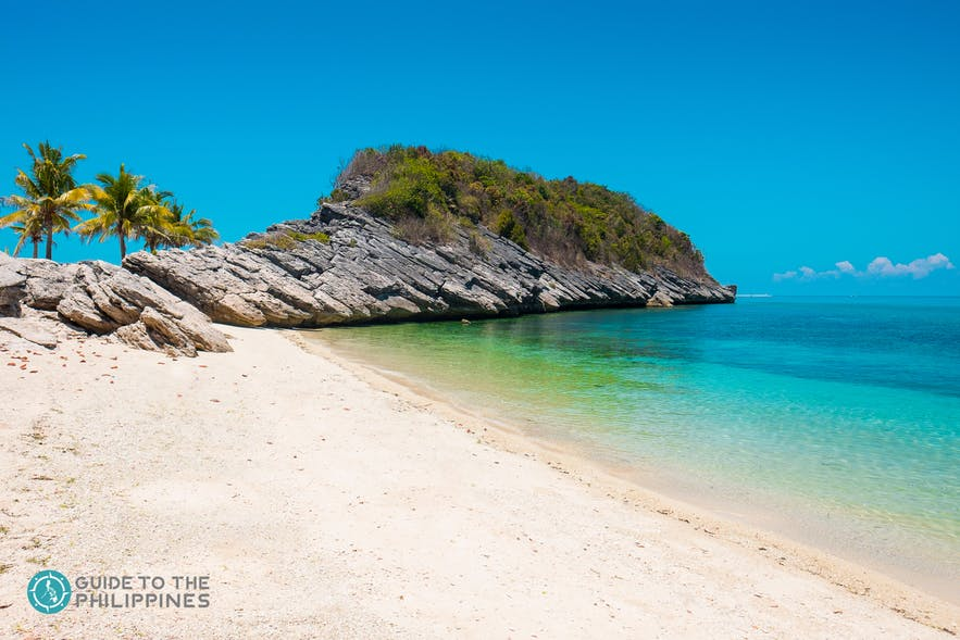 Antonia Beach in Gigantes Islands Iloilo