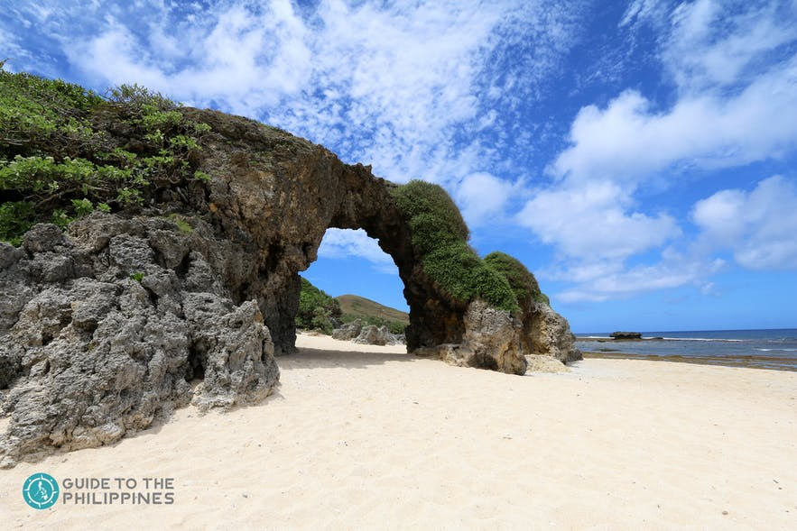 Morong Beach in Batanes, Philippines
