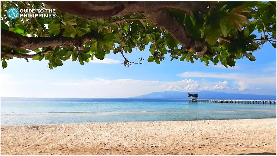 Malamawi Beach in Basilan, Philippines