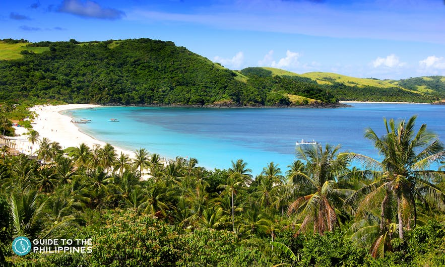 Mahabang Buhangin Beach, Calaguas, Camarines Norte, Philippines