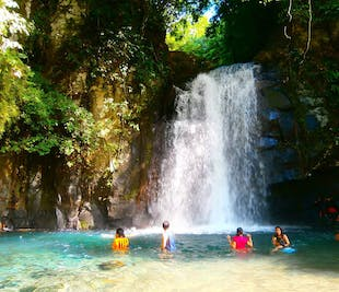 Busay Falls Legazpi Adventure | I Private Day Tour with Lunch