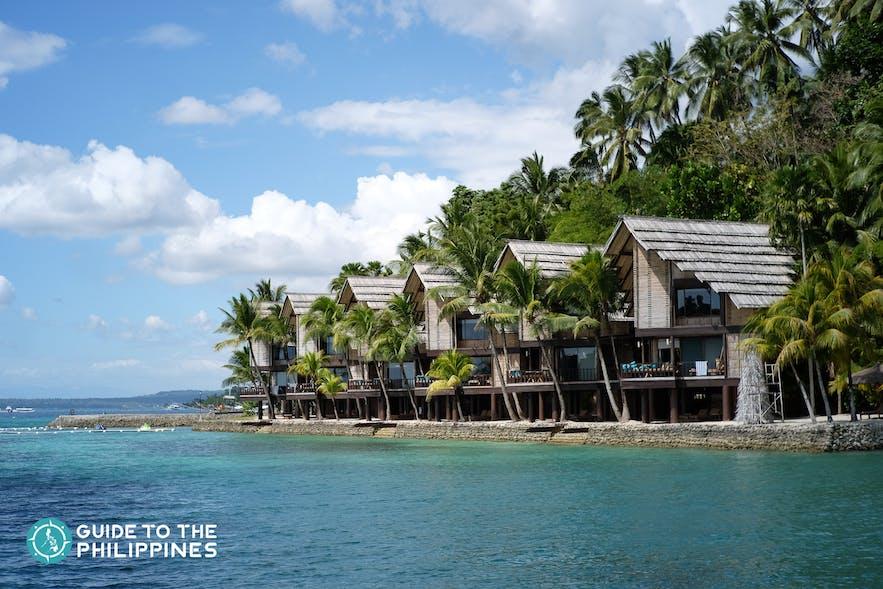 Pearl Farm Beach Resort in Samal Island, Davao del Norte, Philippines