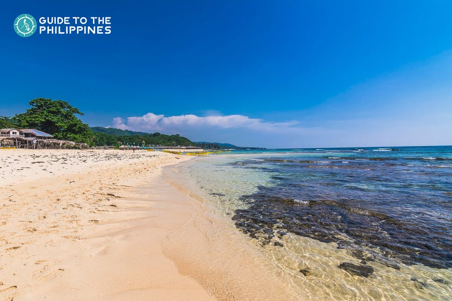 Bolinao in Pangasinan, Philippines