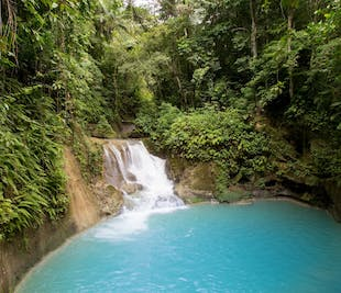 Bohol Waterfalls Private Day Tour | With Lunch and Transfers