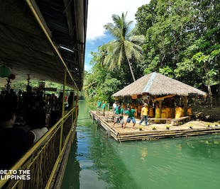 Bohol Loboc River Half-Day Private Cruise | With Buffet Lunch