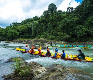 Ulot River Samar Extreme Boat Adventure   With Lunch & Transfers