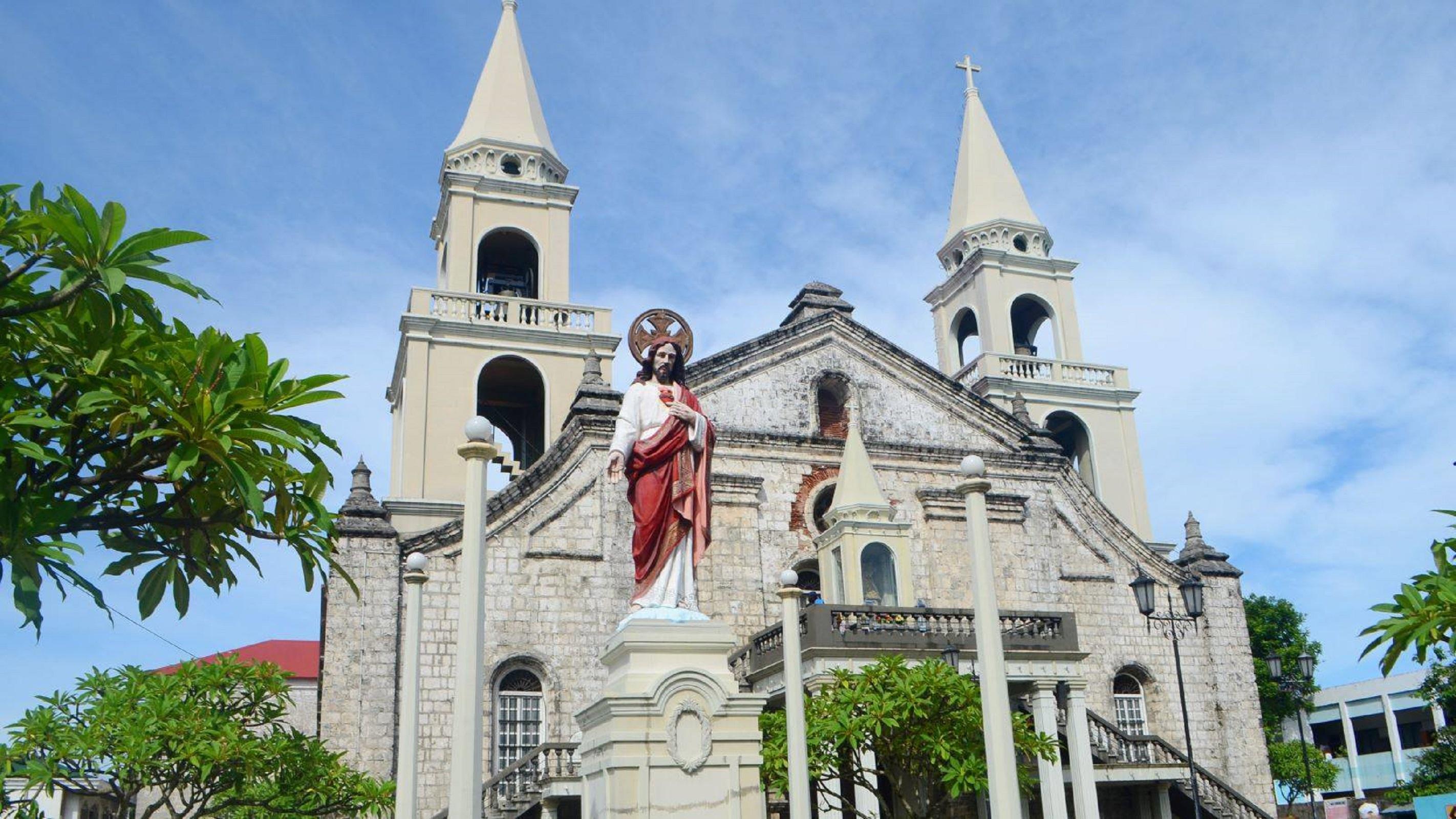 Jaro Cathedral in Iloilo