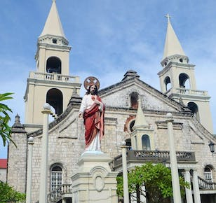 Iloilo Heritage & Countryside Private Full-Day Tour with Lunch