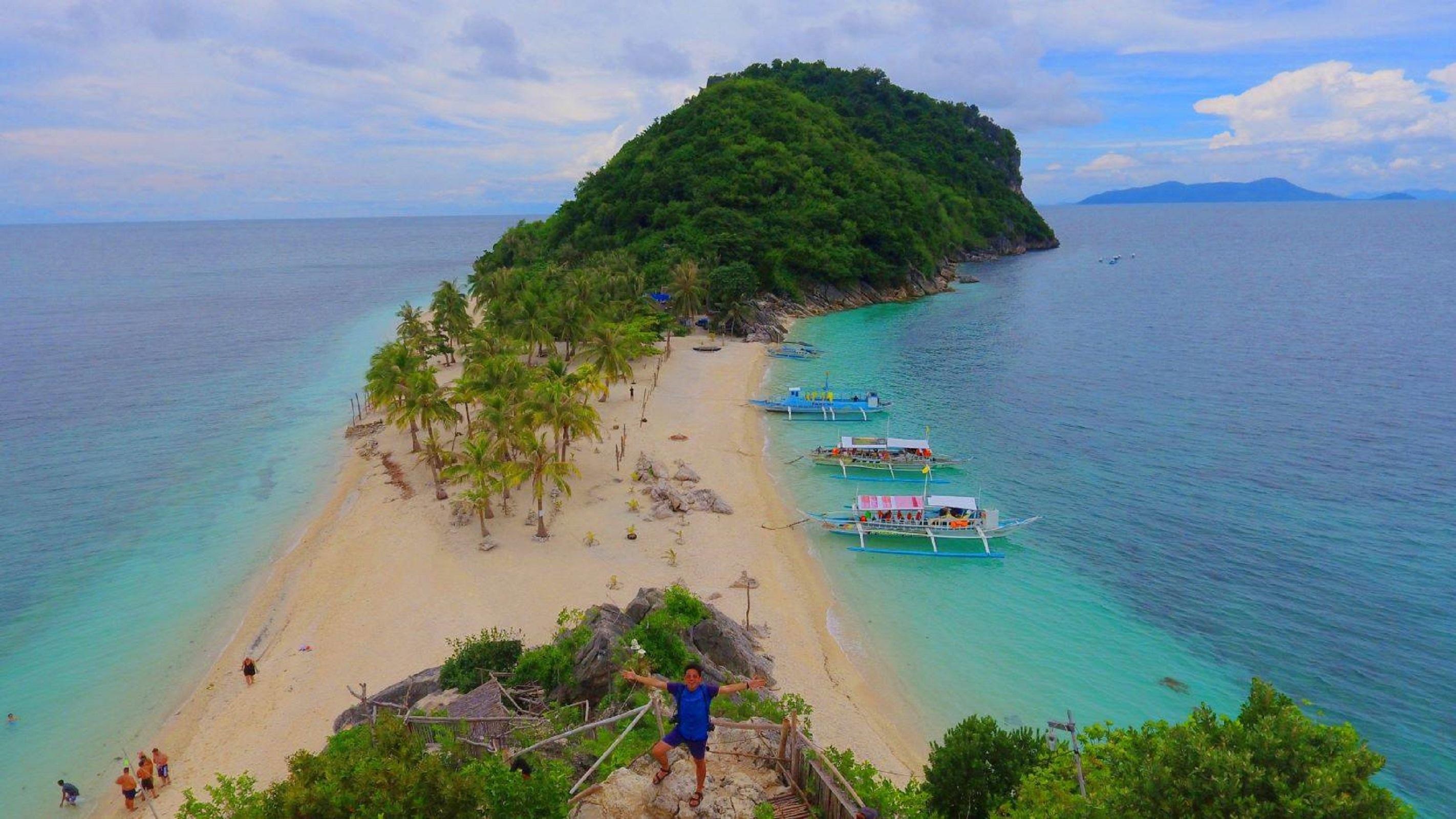 Isla Gamay in Iloilo