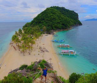 Isla De Gigantes Iloilo Island-Hopping | With Seafood Lunch